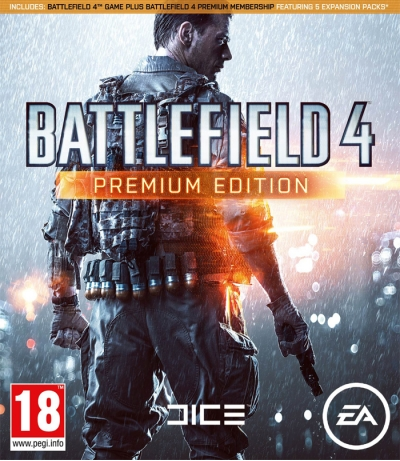 Прокат игра на PS4 - Battlefield 4 Premium Edition (аренда аккаунта)