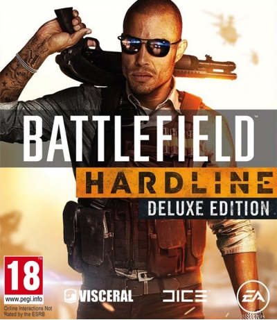 Прокат игра на PS4 - Battlefield Hardline Ultimate Edition (аренда аккаунта)
