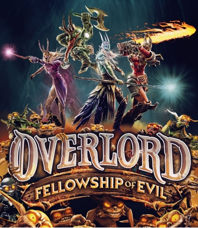 Прокат игры на Overlord Fellowship of Evil на ПС4