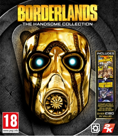 Прокат игры Borderlands: The Handsome Collection на PS4 и PS5