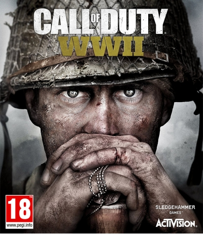 Прокат игры Call of Duty: WWII ни PS4 и PS5