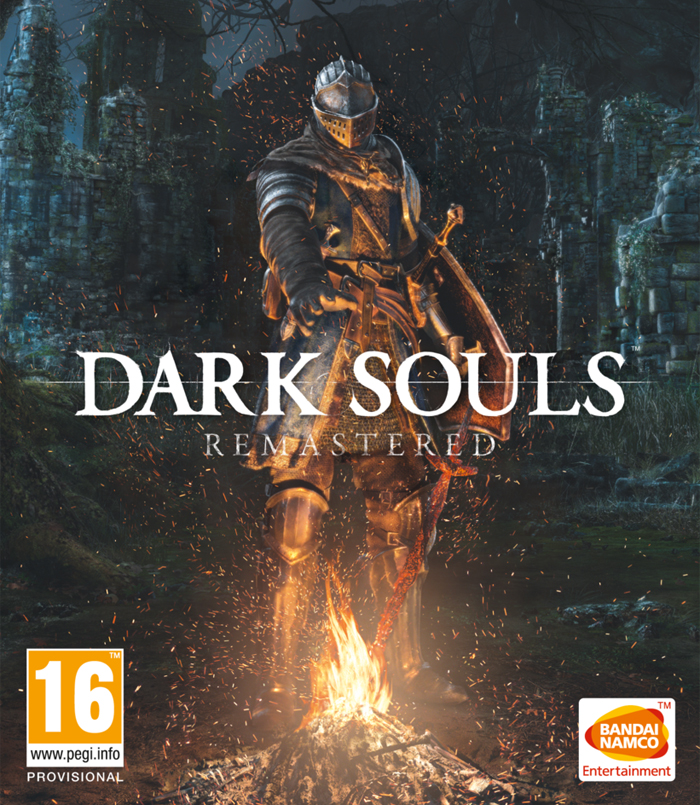 Dark Souls Remastered на PS4