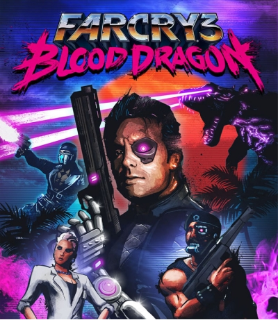 Far Cry 3: Blood Dragon (Xbox 360 + Xbox One)