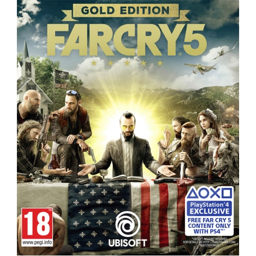 Far Cry 5 Gold Edition + Far Cry 3