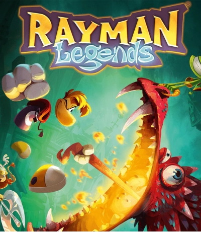 Rayman Legends (Xbox 360 + Xbox One)