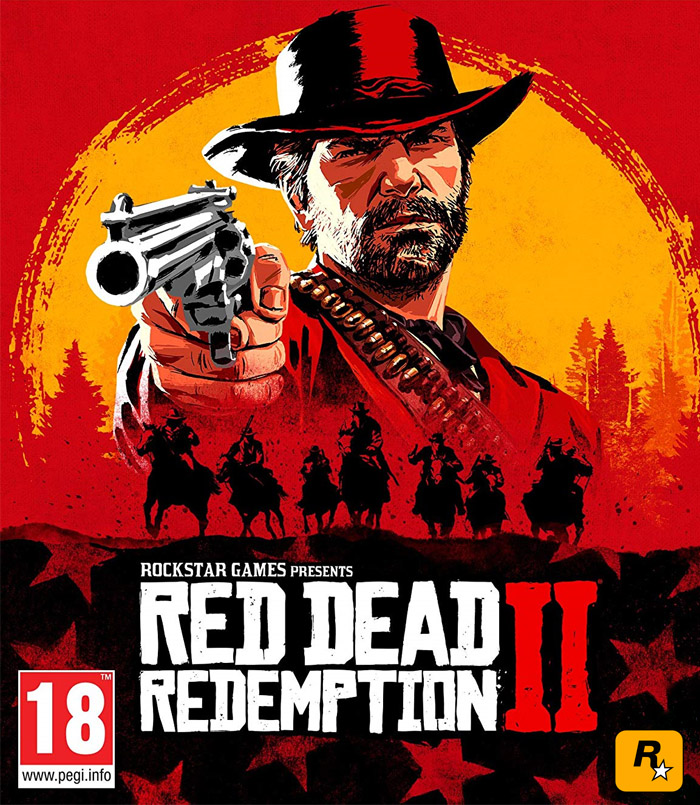 Прокат игра на PS4 - Red Dead Redemption 2