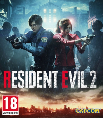 Resident Evil 2: Deluxe Edition