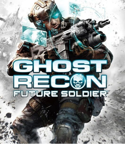 Tom Clancy's Ghost Recon: Future Soldier (Xbox 360 + Xbox One)