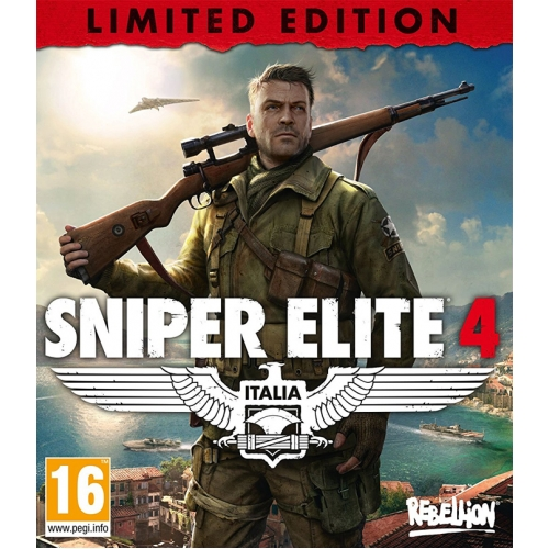 Sniper Elite 4: Digital Deluxe Edition
