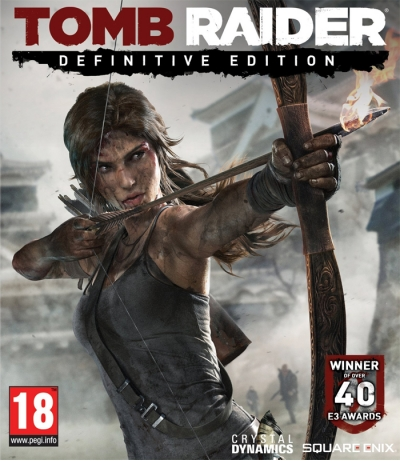 Прокат игра на PS4 - Tomb Raider Definitive Edition (аренда аккаунта)