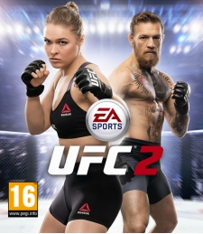 EA Sports UFC 2 Deluxe Edition