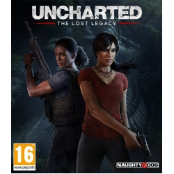 Uncharted: The Lost Legacy + Jak & Daxter