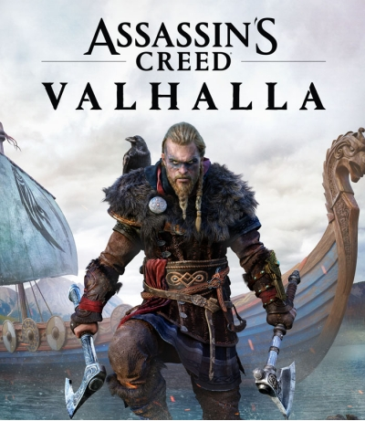 Прокат игры Assassin's Creed Valhalla на PS4